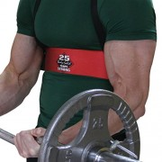 Body-Solid-Tools-Limited-Edition-25th-Anniversary-Bicep-Bomber-Red-0-0