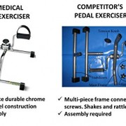 Eva-Medical-Pedal-Exerciser-Chrome-Frame-Fully-Assembled-no-tools-required-0-1