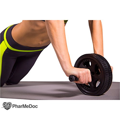 Pharmedoc ab roller the ultimate fitness equipment for