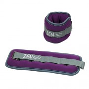 Zensufu-Adjustable-Ankle-or-Wrist-Weights-Pair-Set-Choose-Your-Desired-Weight-0